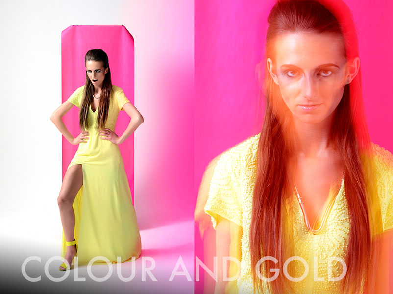 Colour and Gold 1 - Copyright Christiane Specht
